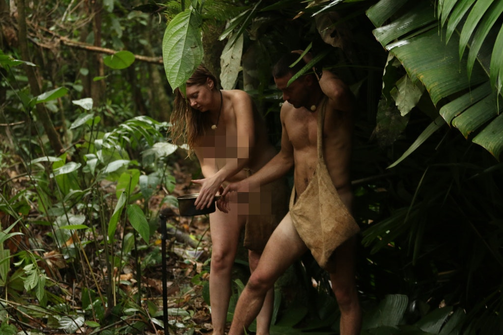 cassie on naked and afraid