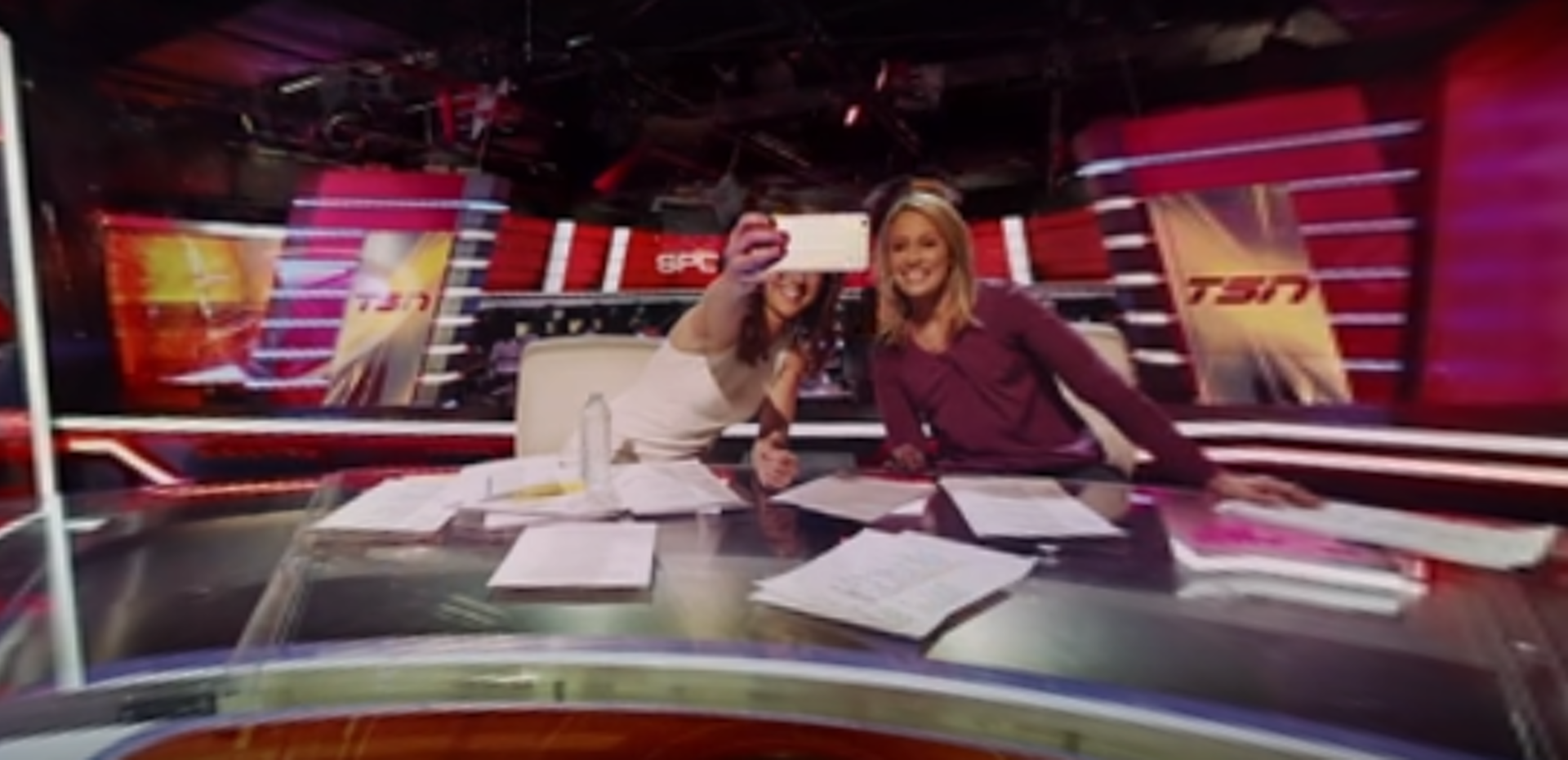 Virtual Insanity Takes Over Sportscentre Tsn Debuts 360 Video At Yesterday S Ctvupfront Now Available On Tsn Ca Sc360 Bell Media