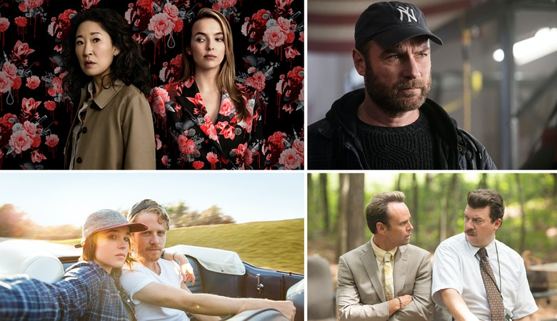 October CraveTV Highlights: KILLING EVE, New VICE Collection, New Season of RAY DONOVAN, VICE PRINCIPALS, and More