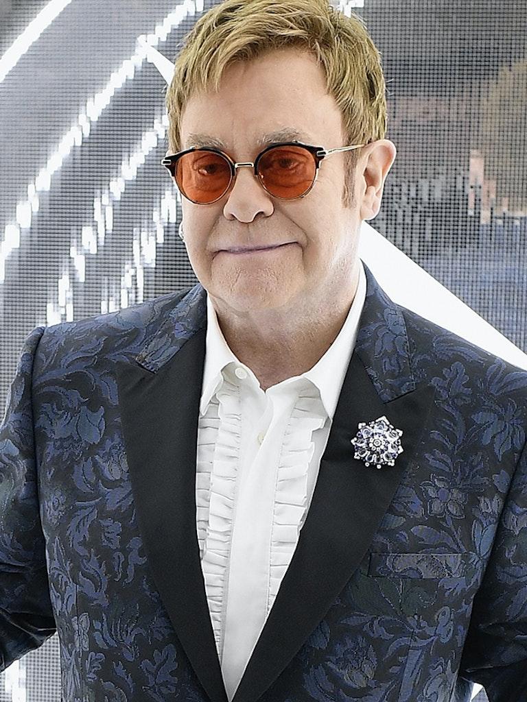 Lede Format iHeartRadio Benefit Elton John