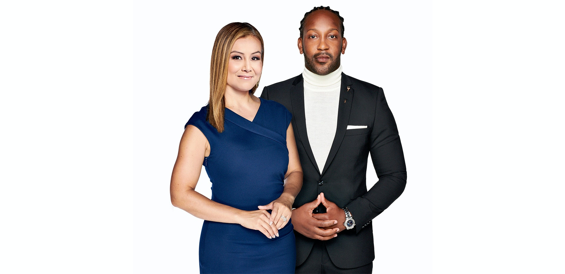 Ctv Presents In This Together A Bell Let S Talk Day Special Hosted By Tyrone Edwards And Melissa Grelo January 28 Bell Media